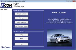 Ford/Mazda odometer correction (FCOM module)