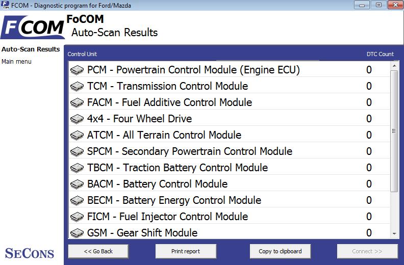 Screenshot: fcom10